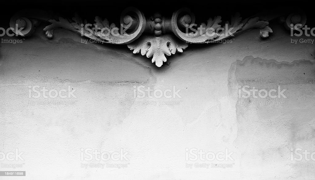 medieval ornate background royalty-free stock photo