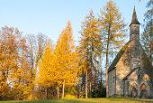 Medieval Saint Maria Church, Bavaria, Germany I