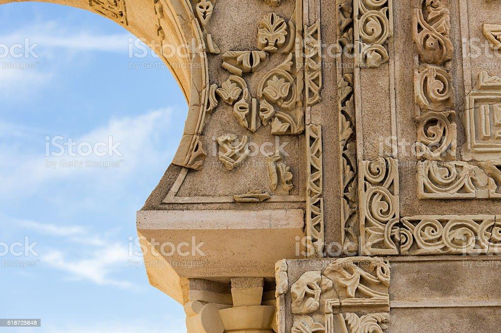 Medina Azahara stock photo
