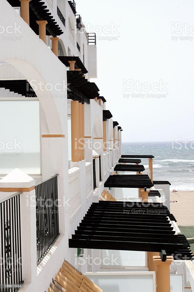 Mediterranean Architecture stock photo