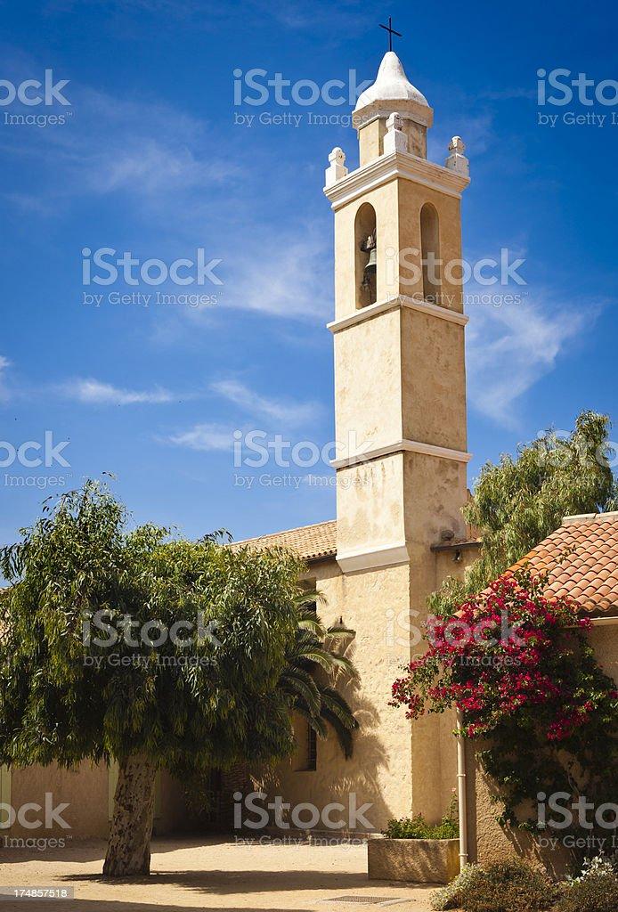 Mediterranean Church royalty-free stock photo