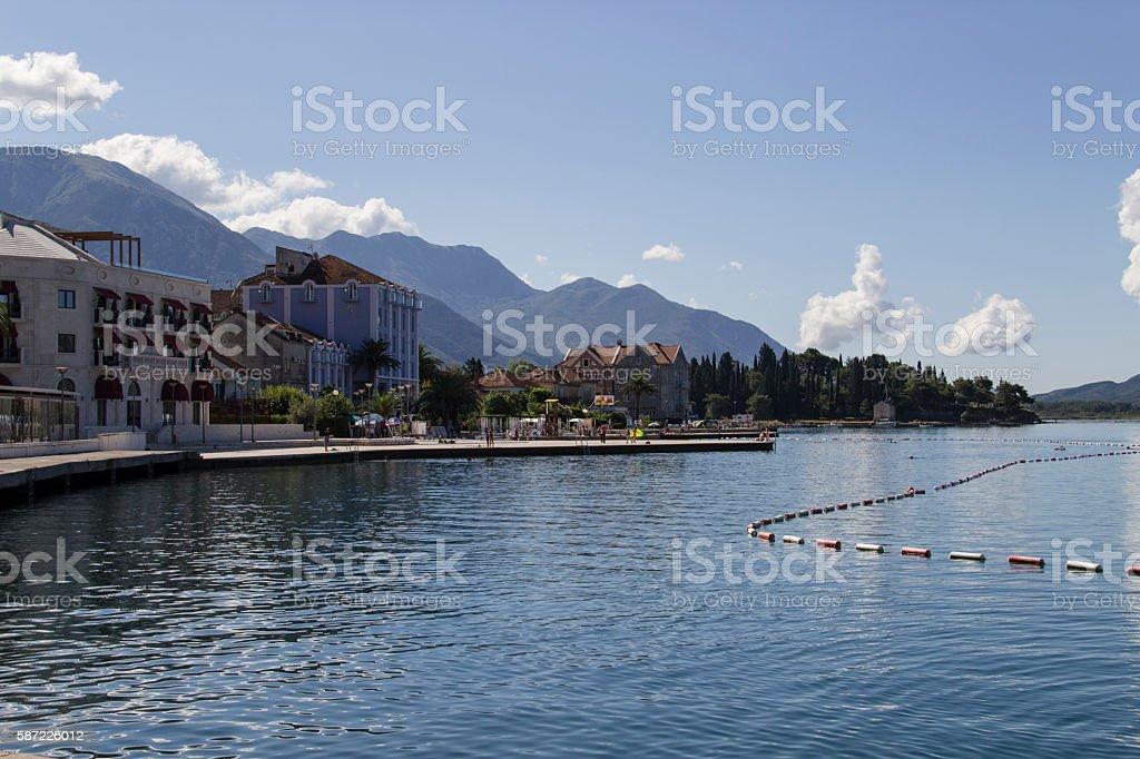 Mediterranean City 08 stock photo