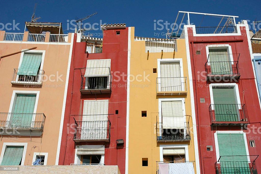 Mediterranean Colors. royalty-free stock photo