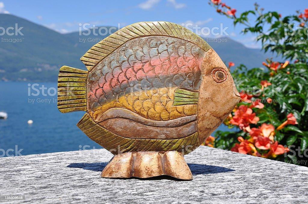 Mediterranean Fish royalty-free stock photo