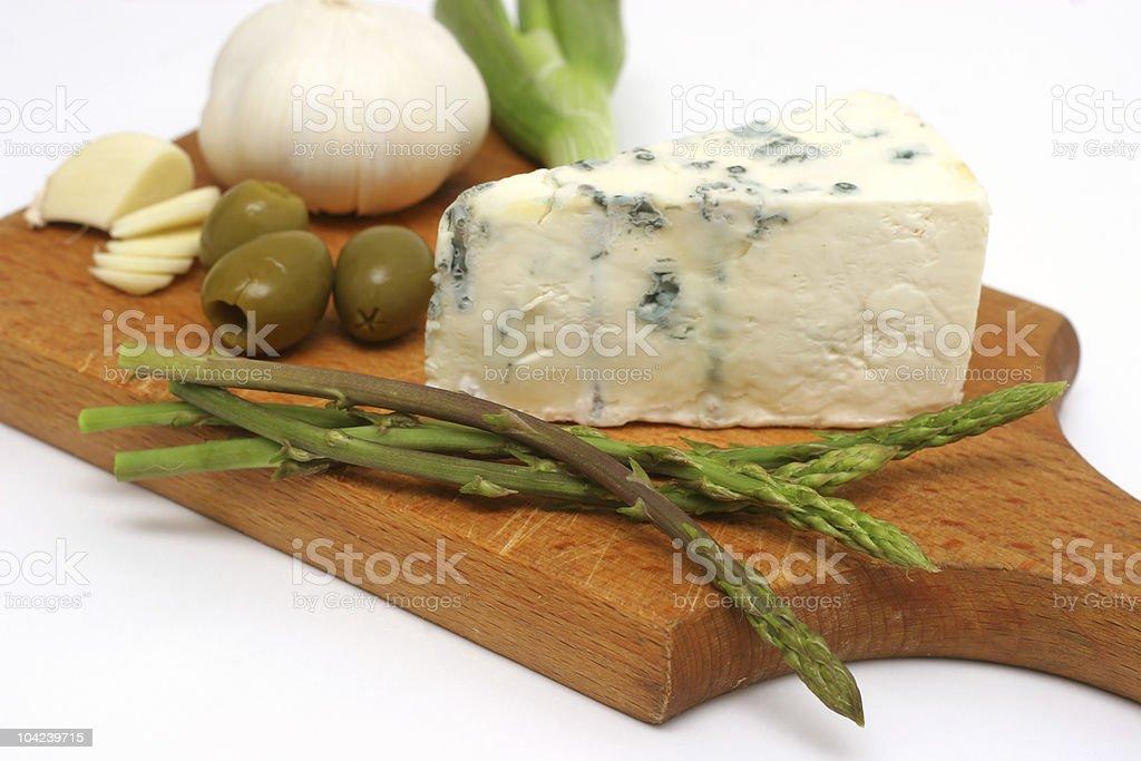 Mediterranean Food royalty-free stock photo