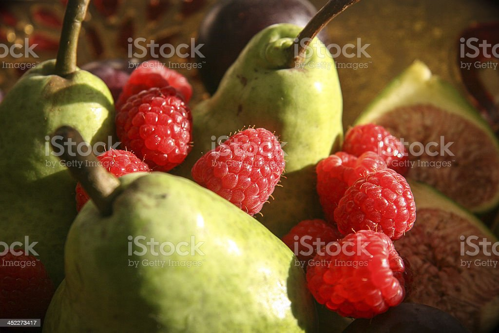 Mediterranean Fruit royalty-free stock photo