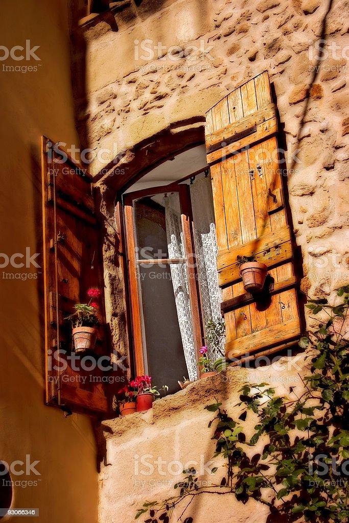 Mediterranean heat royalty-free stock photo