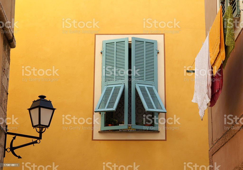 Mediterranean Living royalty-free stock photo