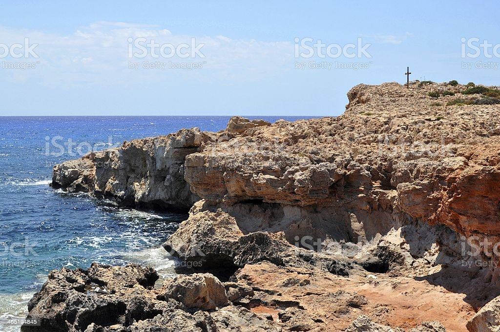 Mediterranean. stock photo
