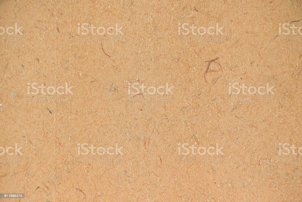 Medium density fiber board or MDF texture. stock photo