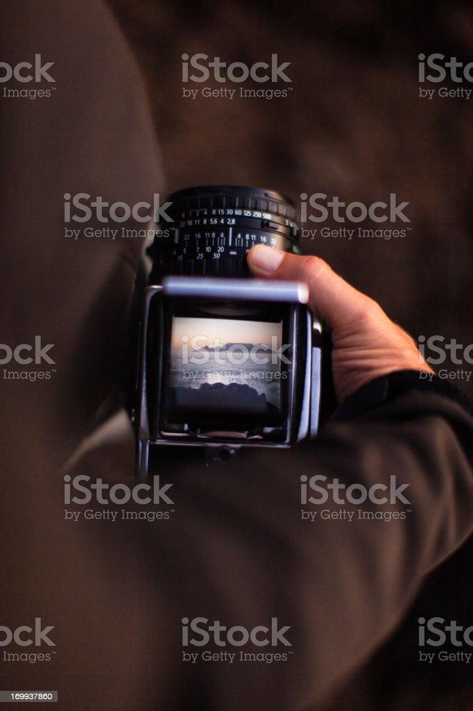Medium Format Dreams royalty-free stock photo