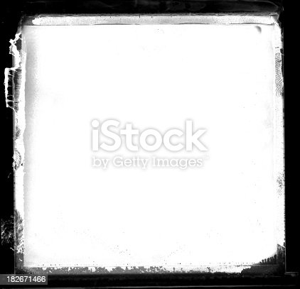 Medium Format Film Border Frame stock photo 182671466 | iStock