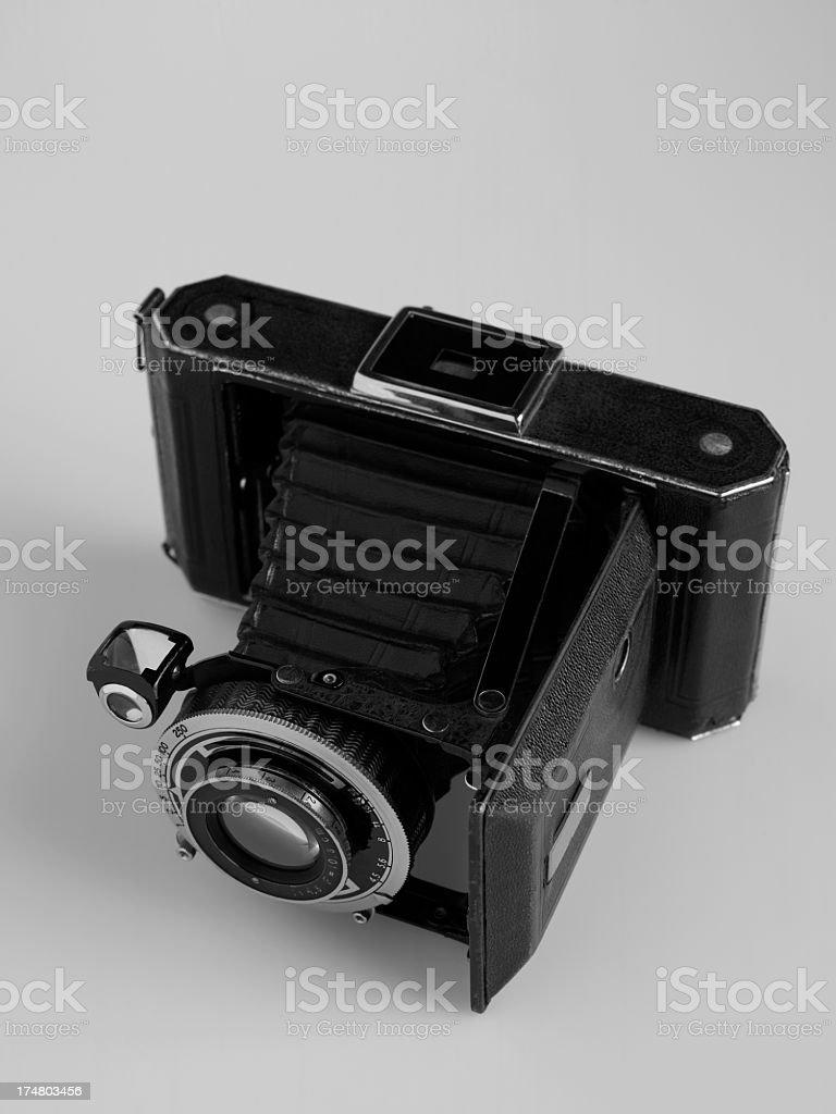 Medium Format Vintage Camera royalty-free stock photo