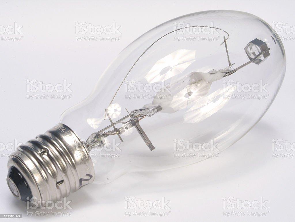 Medium HID Lamp 1 royalty-free stock photo