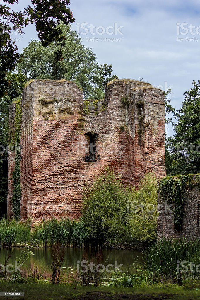 Medival tower royalty-free stock photo
