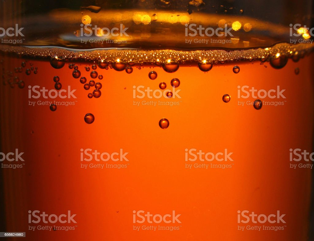 Medovukha - Slavic honey-based alcoholic beverage stock photo