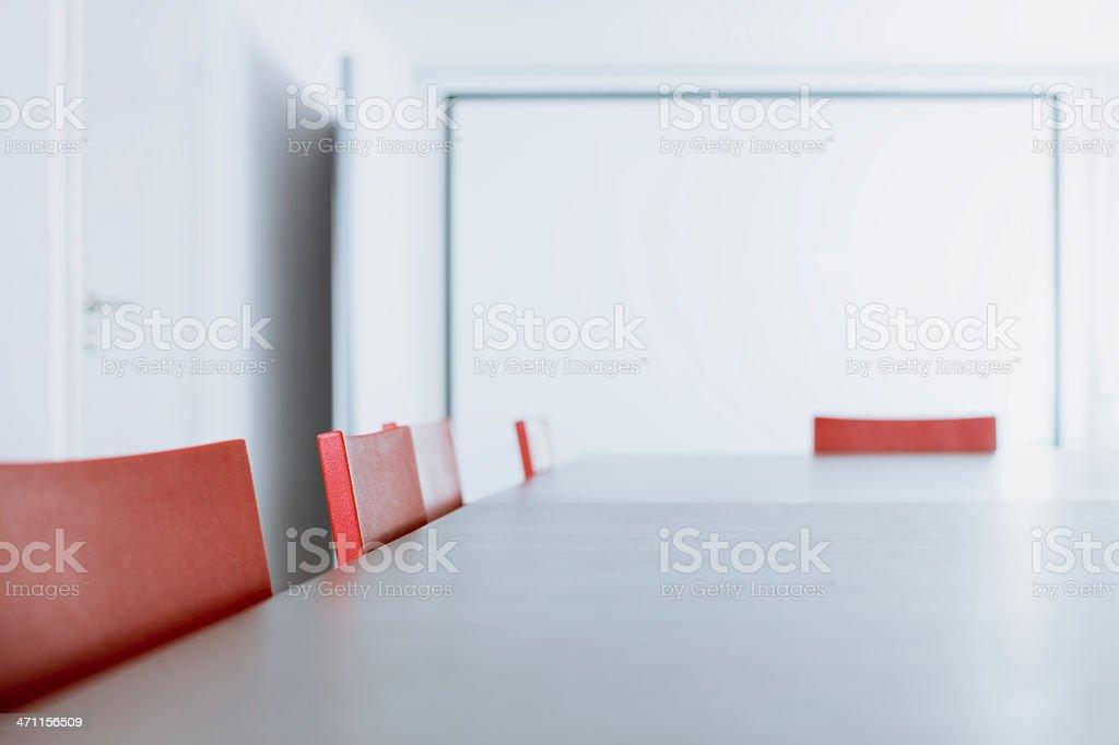 Meeting Room Mood royalty-free stock photo