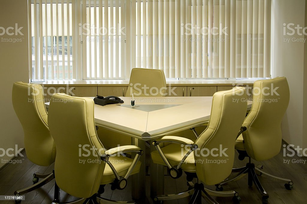 meeting room royalty-free stock photo
