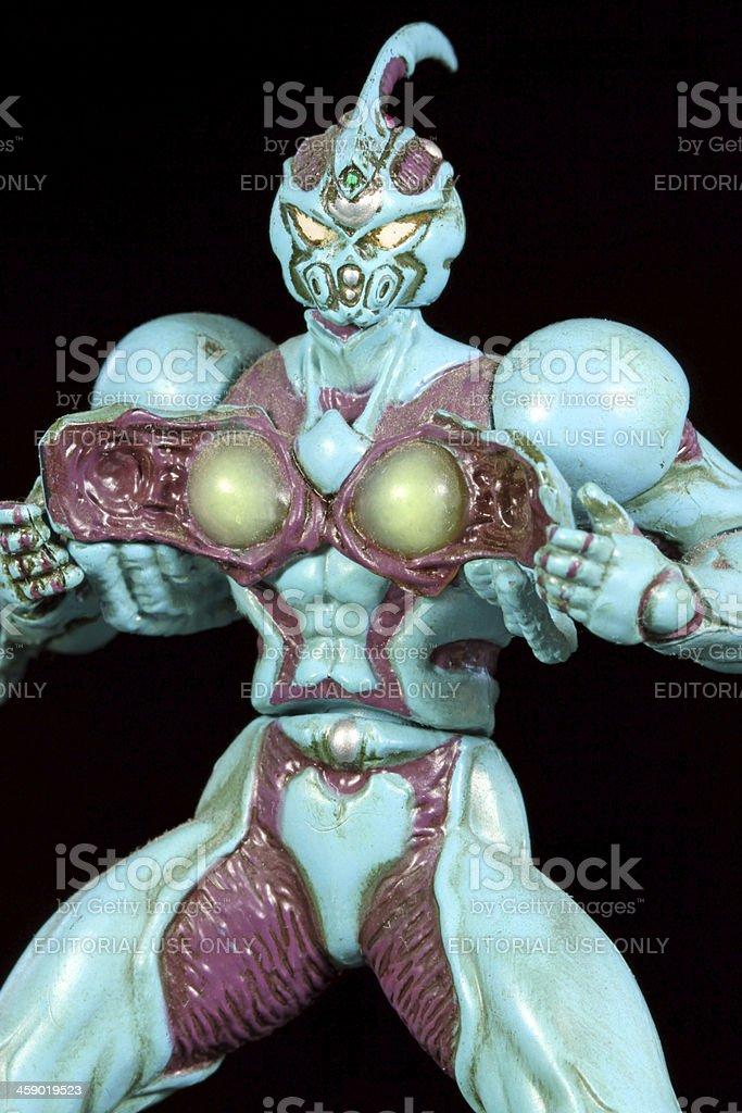 Mega Smasher stock photo