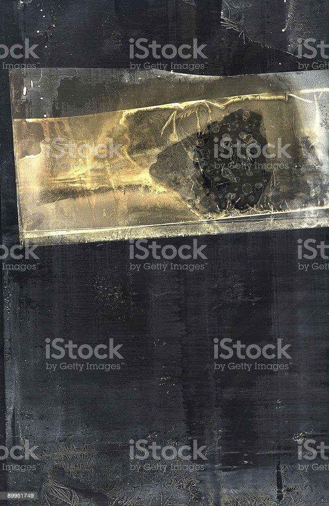 Mega Trash stock photo