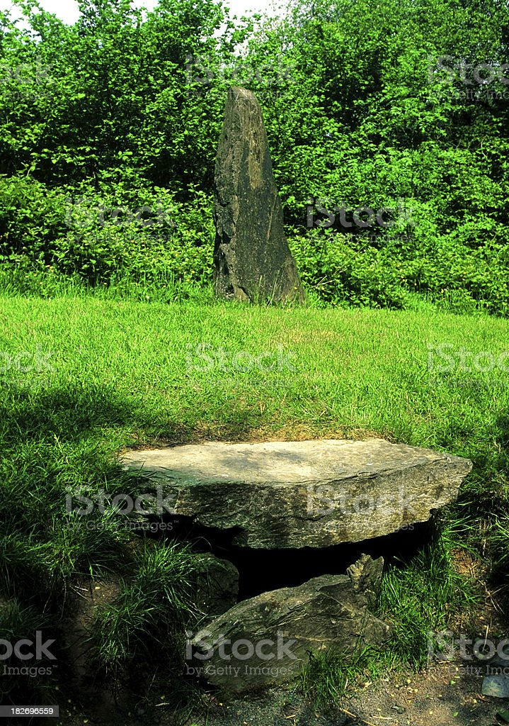 megalithic royalty-free stock photo
