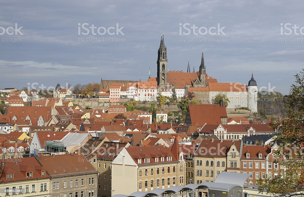 Meiben, Germany royalty-free stock photo