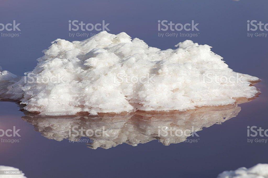 meke lake royalty-free stock photo