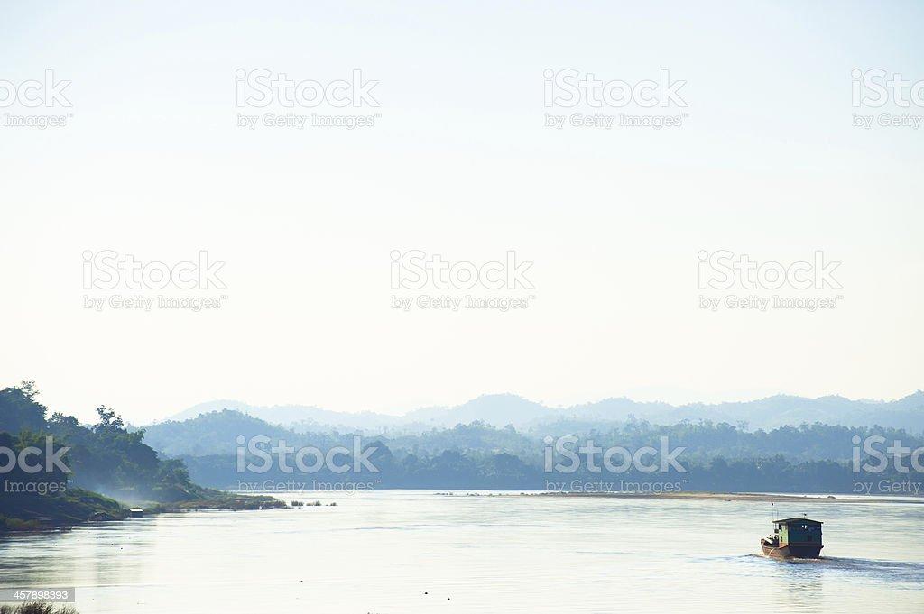 Mekong zbiór zdjęć royalty-free