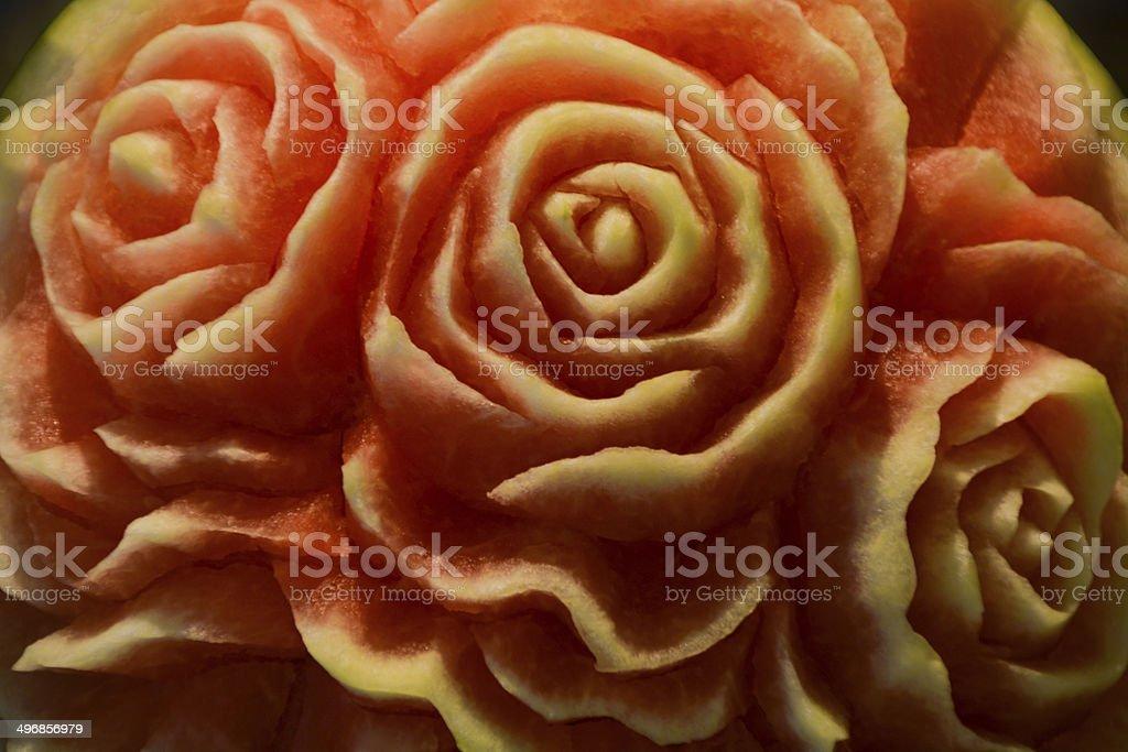 - Melone art Lizenzfreies stock-foto