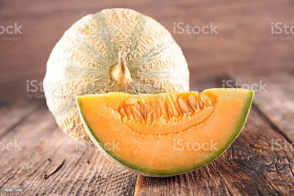 melon stock photo