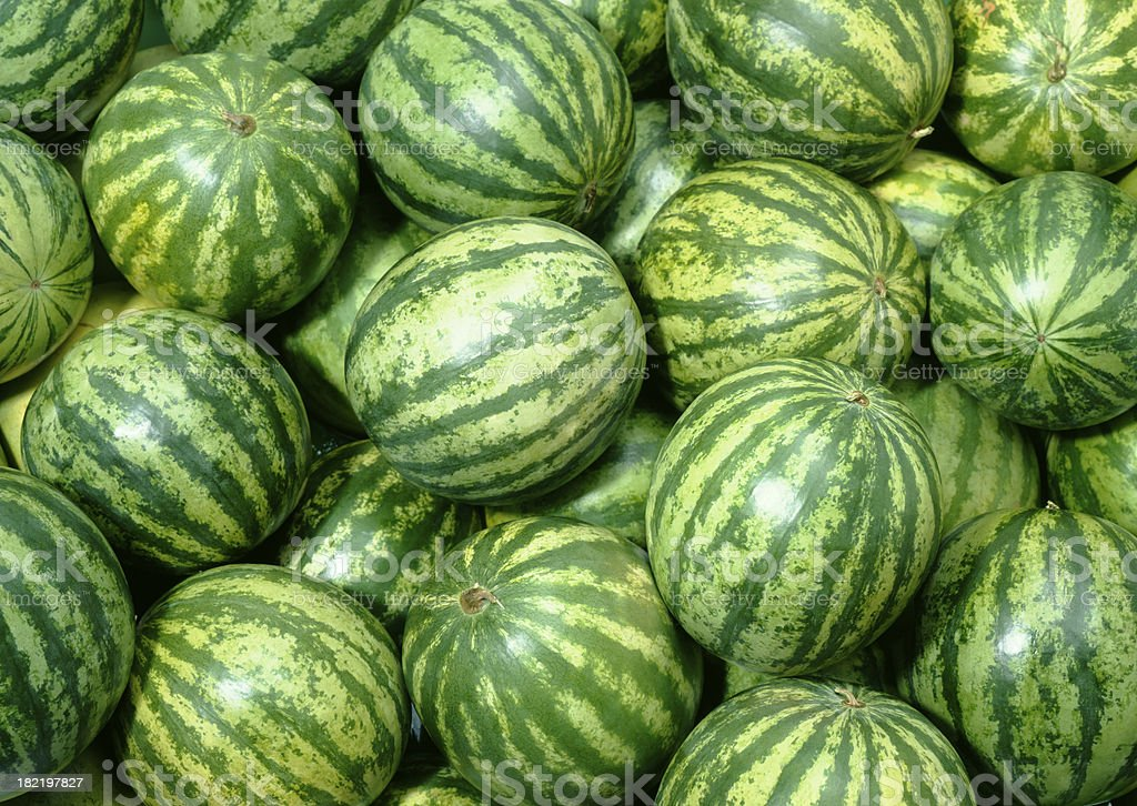 Melon wallpaper stock photo