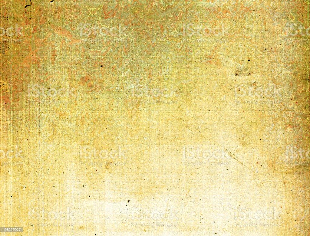 Melted Grunge XXL royalty-free stock photo