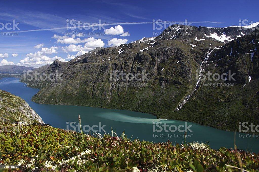 Melting Glacier royalty-free stock photo