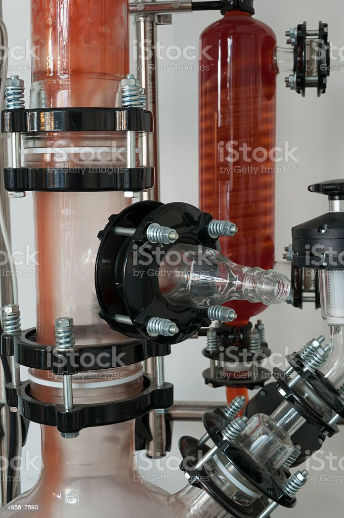 Membranes for water and air cleaning technologies stock photo