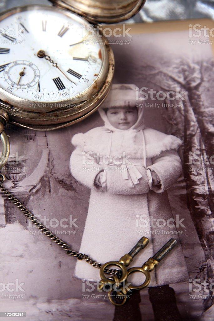 Memoirs royalty-free stock photo