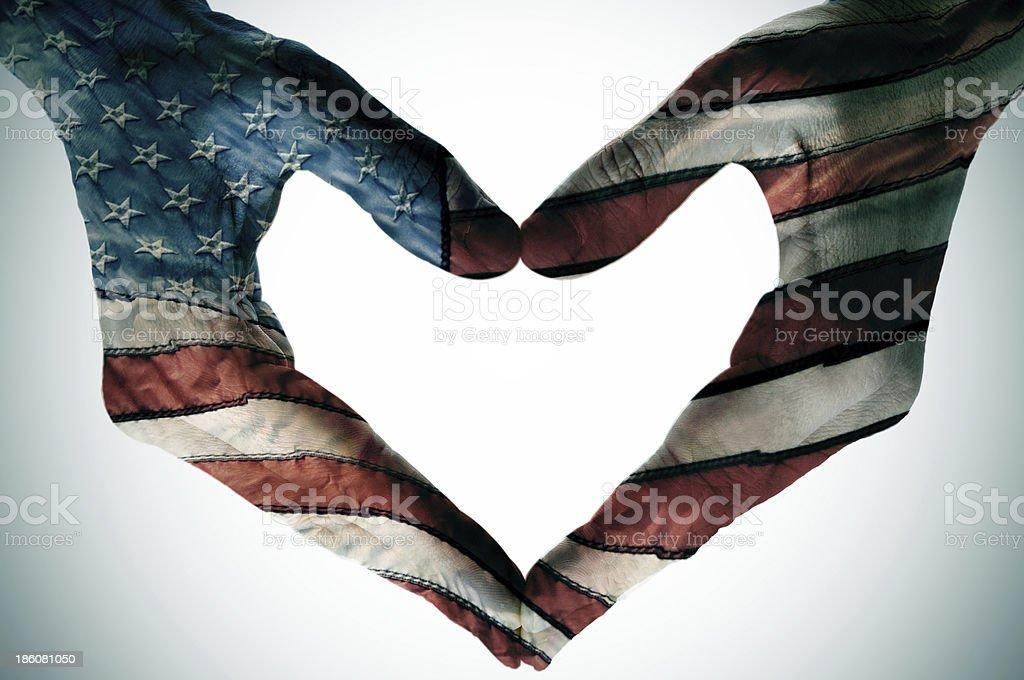 US Memorial Day stock photo