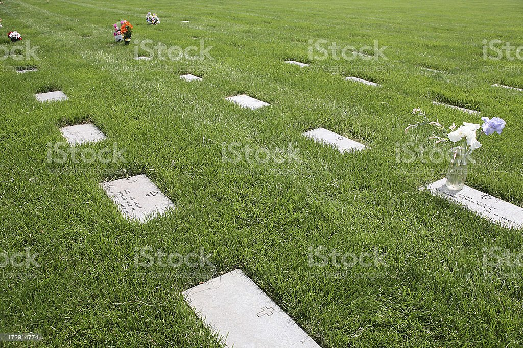 memorial park stock photo