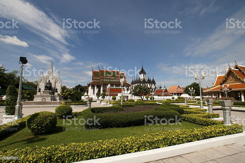 Memorial park royalty-free stock photo