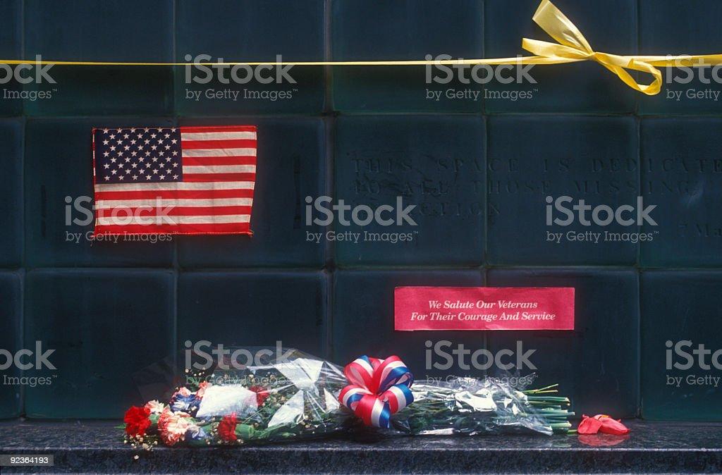 Memorial royalty-free stock photo