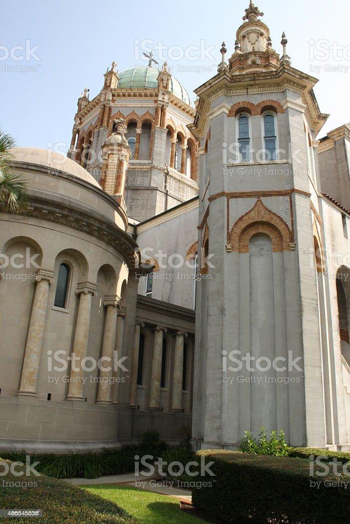 Memorial Presbyterian cathédrale photo libre de droits