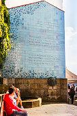 Memorial to an artist Teofilo Carneiro