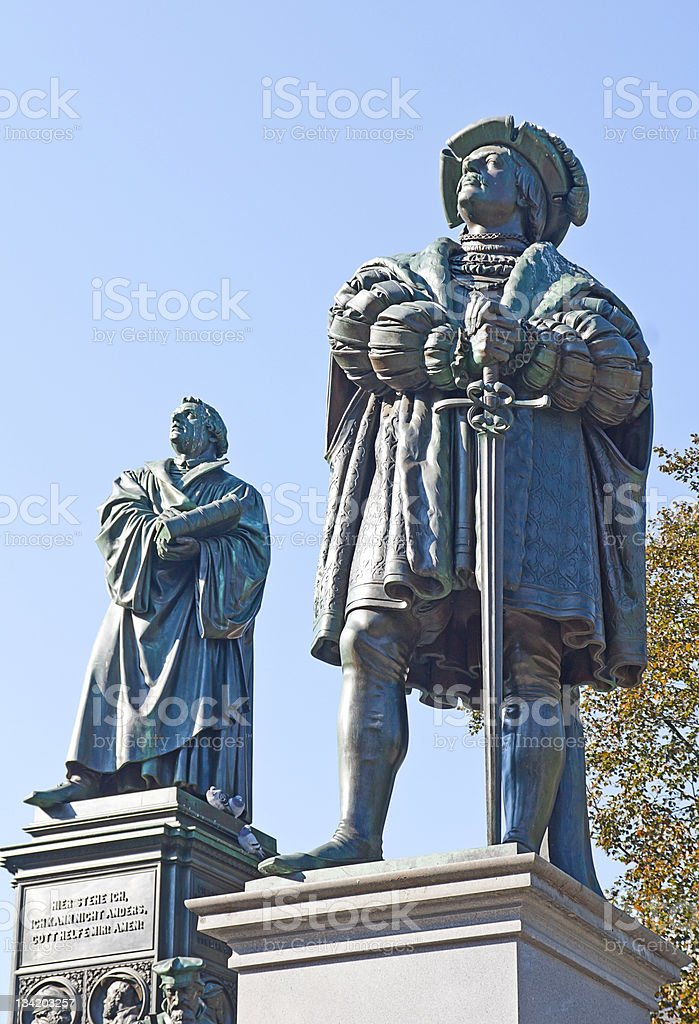 記念 Martin Luther ロイヤリティフリーストックフォト