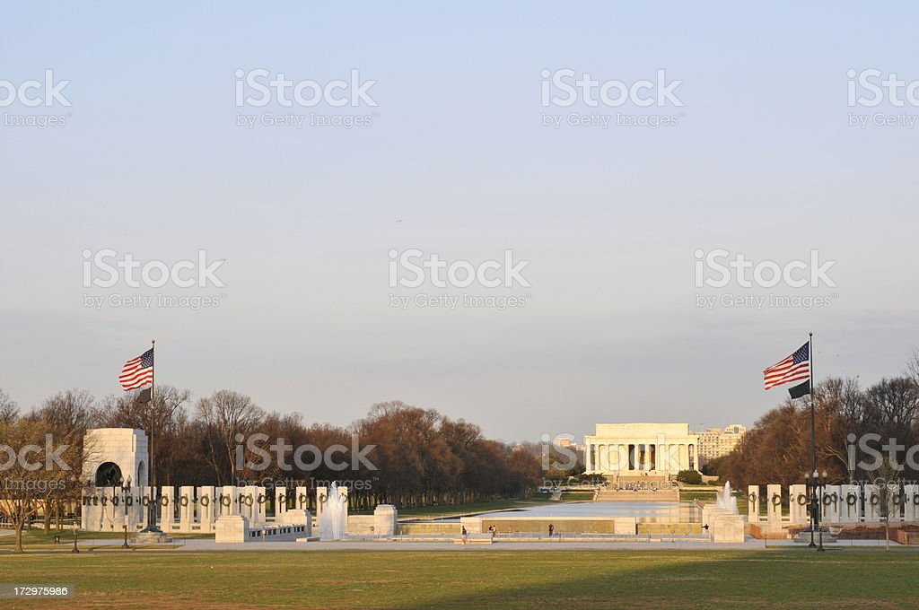 Memorials royalty-free stock photo