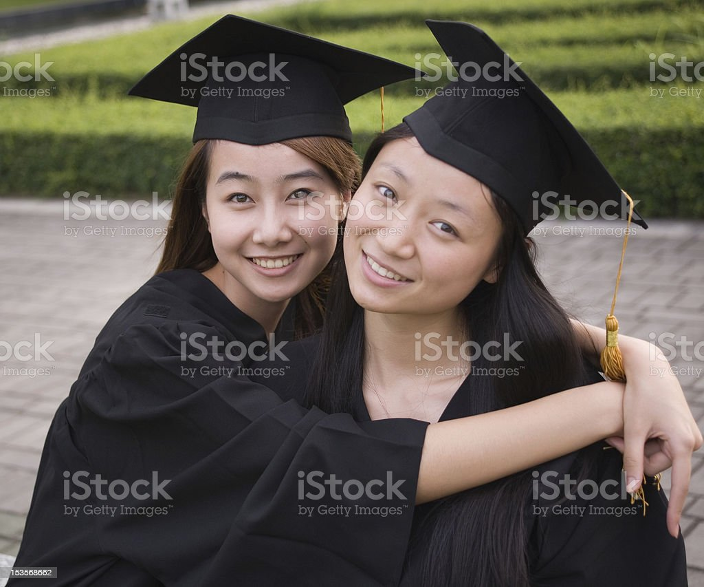 memories for graduation royalty-free stock photo