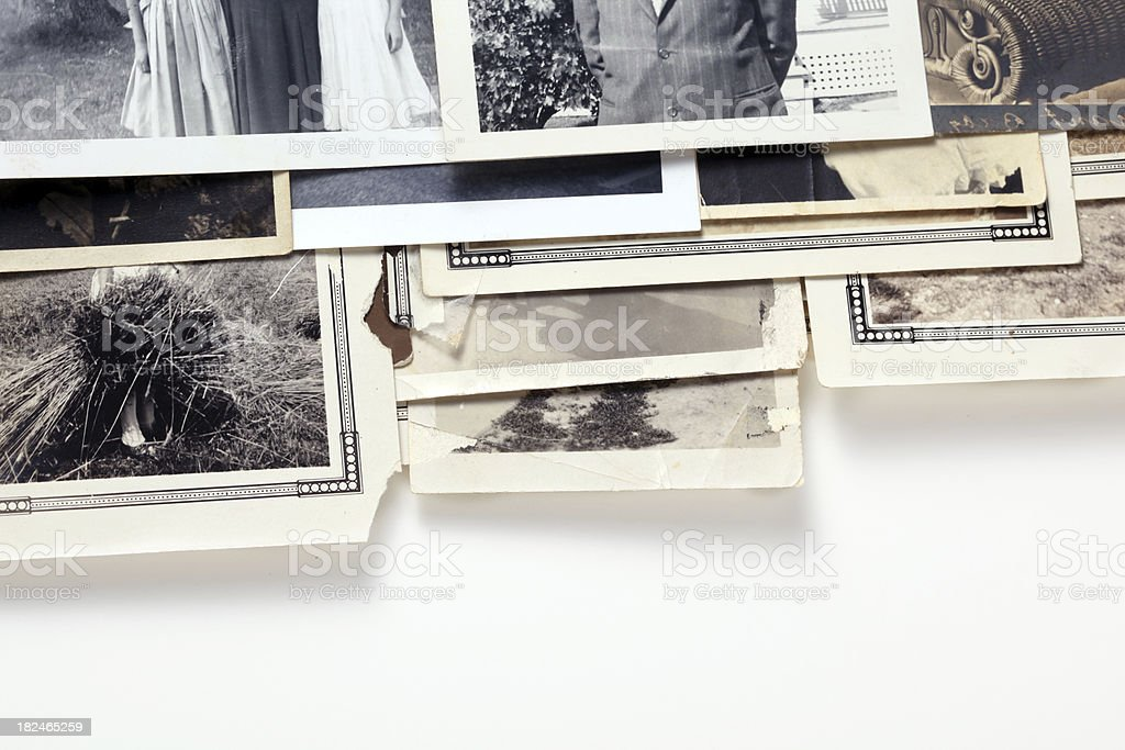 Memories royalty-free stock photo
