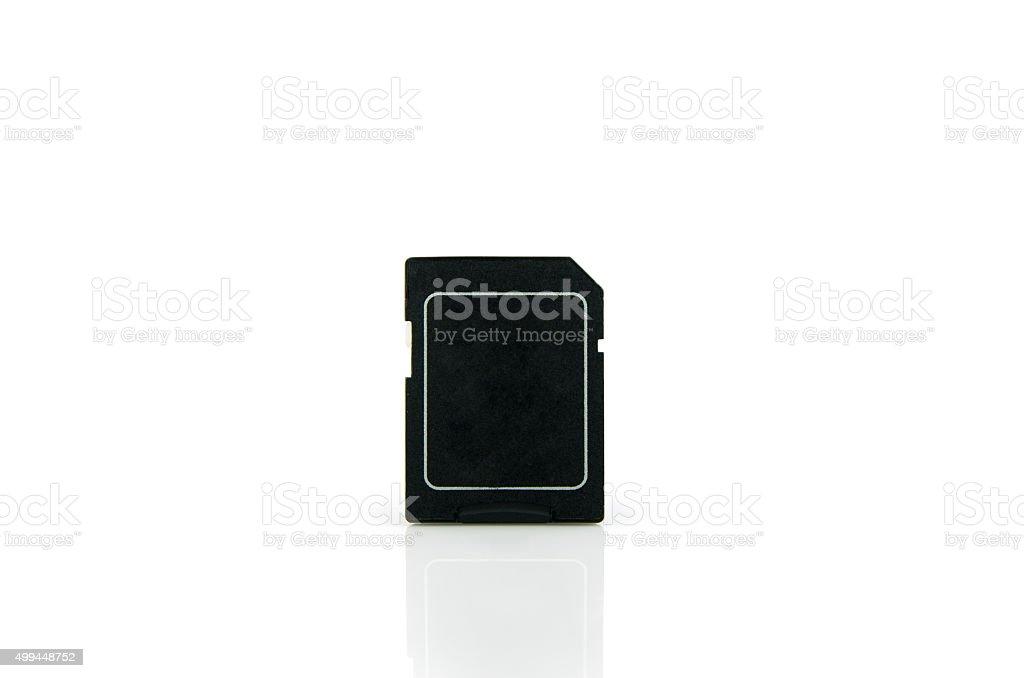 memory card micro sd stock photo