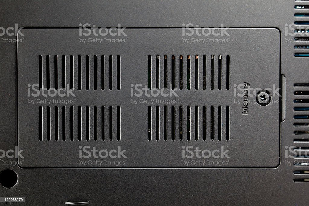 Memory latch royalty-free stock photo