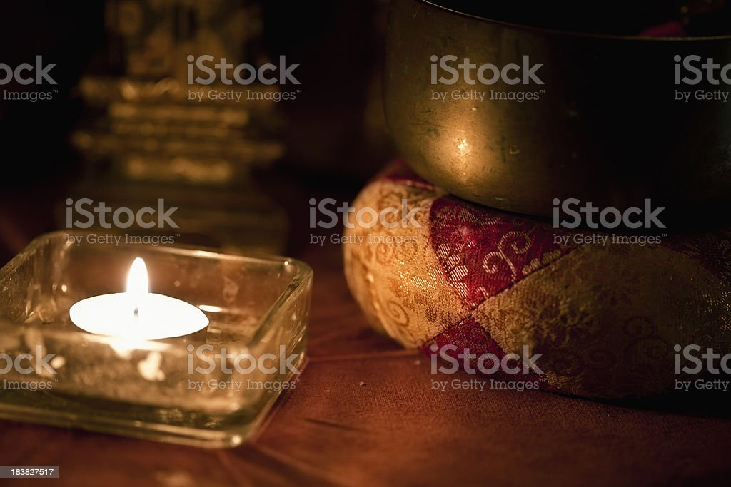 Memory Offering royalty-free stock photo