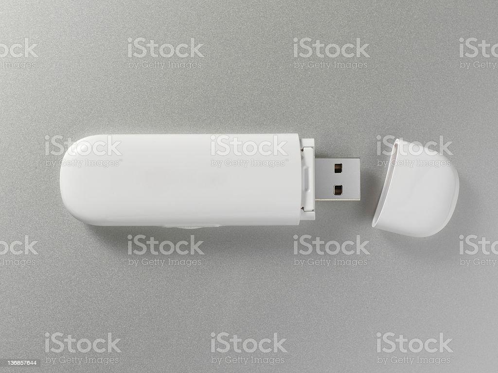 Memory Stick stock photo