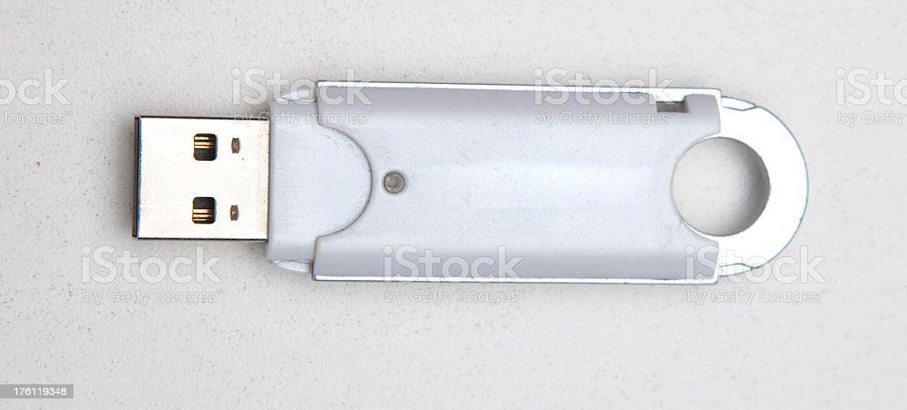 Memory stick royalty-free stock photo